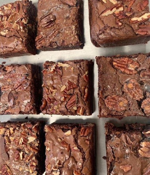 Maple & Pecan Brownie 🍁