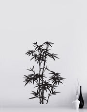 Bamboo Tree Wall Decal. #101