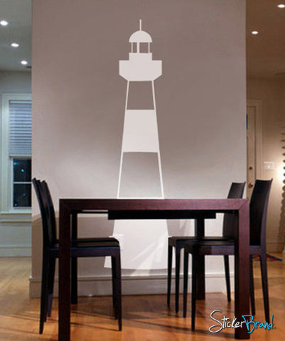 Vinyl Wall Art Decal Sticker Lighthouse #102