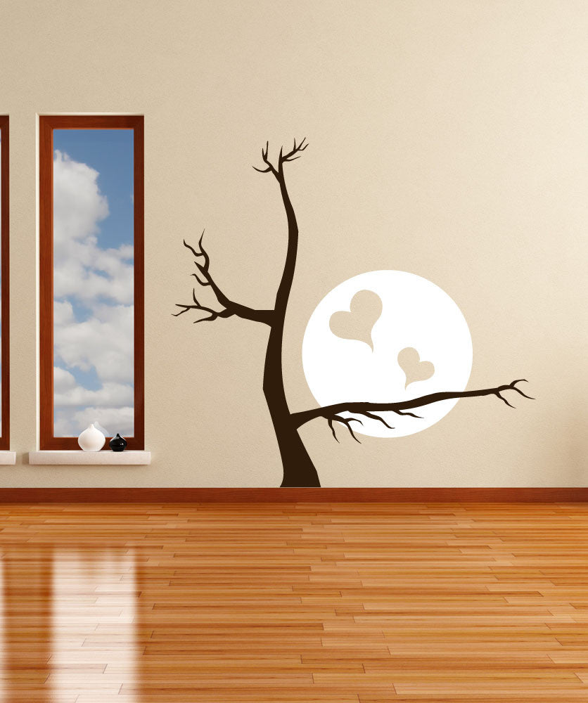 Vinyl Wall Decal Sticker Spooky Love #1052