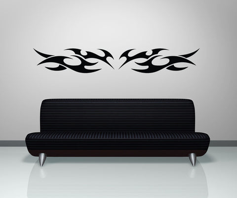 Vinyl Wall Decal Sticker Tribal Tattoo #1066