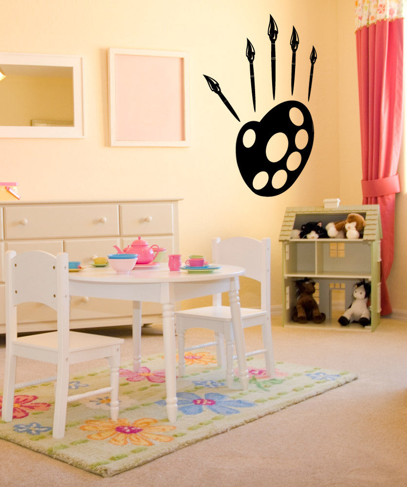 Vinyl Wall Decal Sticker Painting #1092
