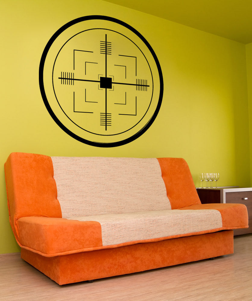 Vinyl Wall Decal Sticker Missile Target - Vinyl wall decals at targetwall decor stickers target