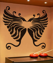 Vinyl Wall Decal Sticker Designer Butterfly #OS_DC227