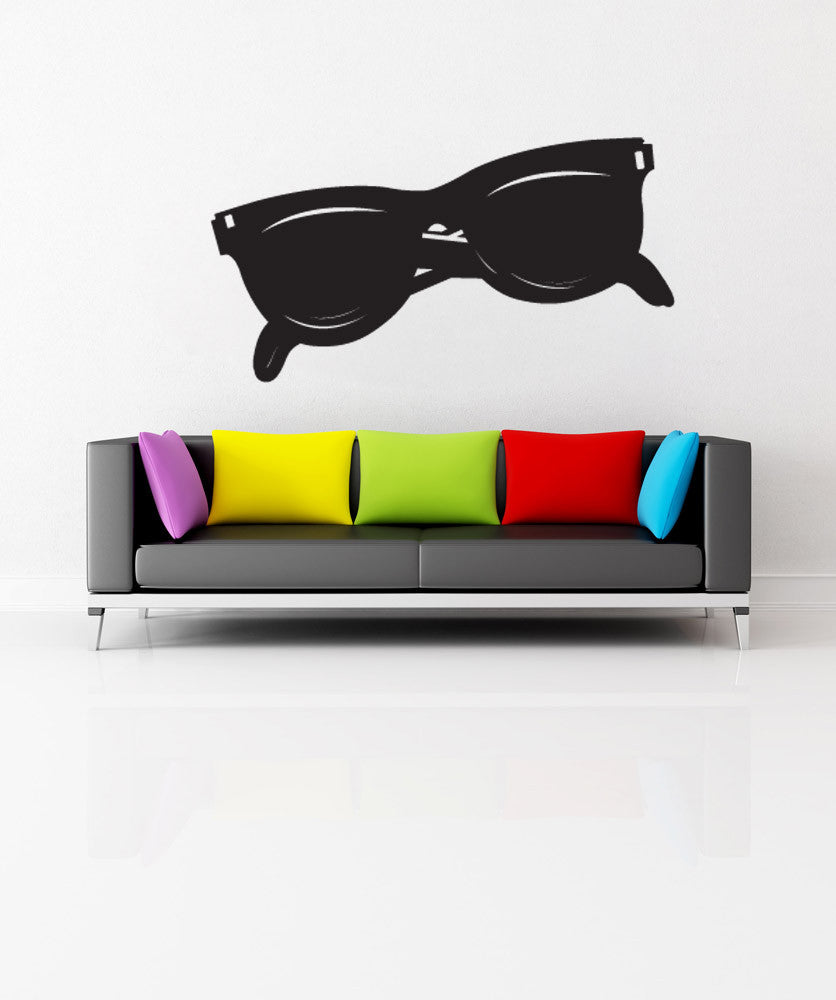 Vinyl Wall Decal Sticker Sunglasses #1130