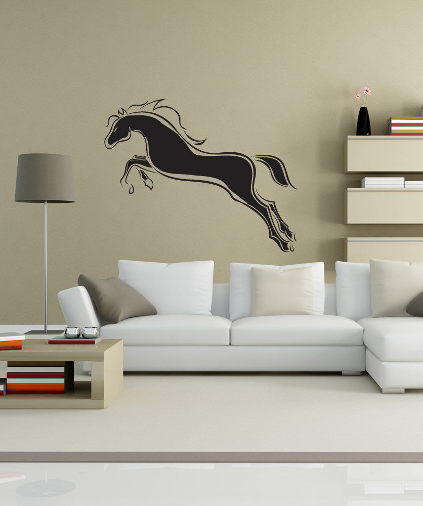 Vinyl Wall Decal Sticker Horse Design #1157