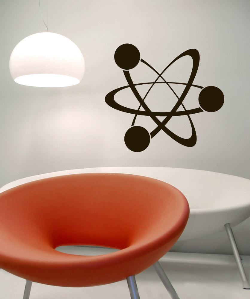 Vinyl Wall Decal Sticker Neutron #1209