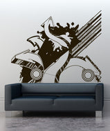 Vinyl Wall Decal Sticker Arrow Graffiti #1245