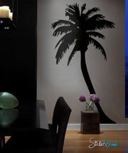 Large Palm Tree Wall Decal Sticker. #132