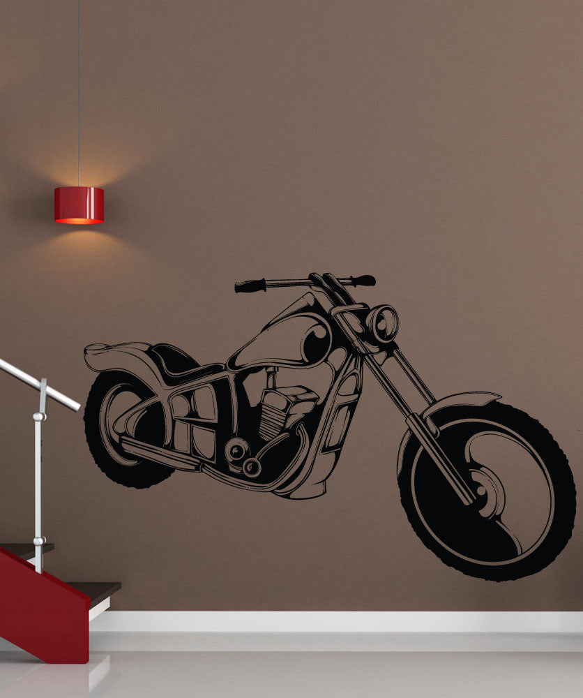 Vinyl Wall Decal Sticker Custom Cruiser #1340