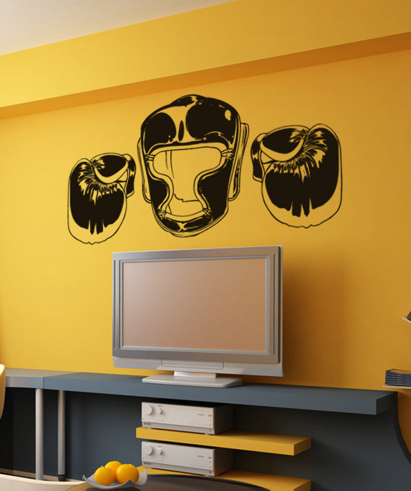 Awesome Martial Arts Wall Decals Ideas - The Wall Art Decorations ...