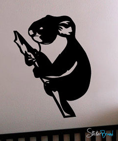 Vinyl Wall Decal Sticker Safari Australian Koala Bear #151