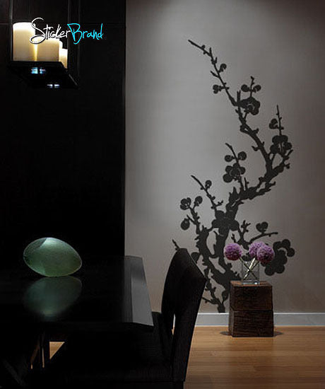 Asian Decor - Vinyl wall decals asian