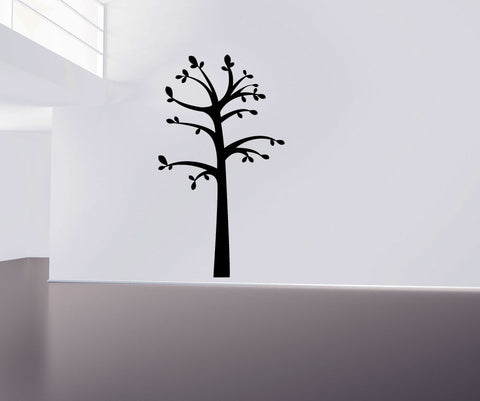 Vinyl Wall Decal Sticker Small Nursery Tree #OS_MG464