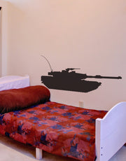 Military Army Tank Wall Decal Sticker. #211