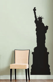 Vinyl Wall Decal Sticker Statue of Liberty #207