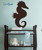 Vinyl Wall Decal Sticker Kids Room SeaHorse #256