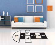 Vinyl Wall Decal Sticker Hopscotch #OS_DC279