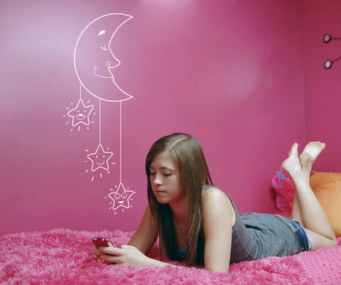 Vinyl Wall Decal Sticker Starlight #OS_DC171