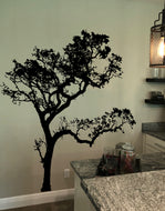 Big Oak Tree Wall Decal. #409