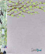 Vinyl Wall Decal Sticker Flower Branch #425