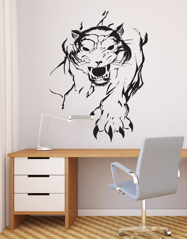 Panther Vinyl Wall Decal Sticker. #458