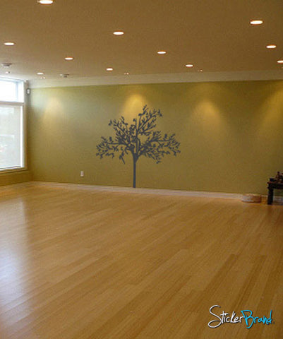 Vinyl Wall Decal Sticker Tree #459
