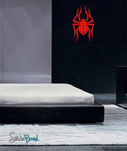 Vinyl Wall Decal Sticker Spider #482