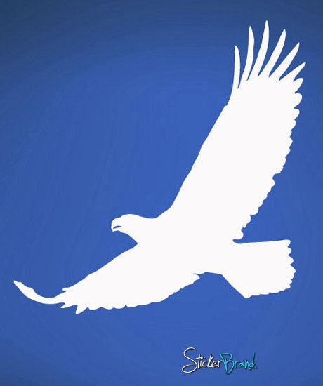 Vinyl Wall Decal Sticker Eagle Flight #502
