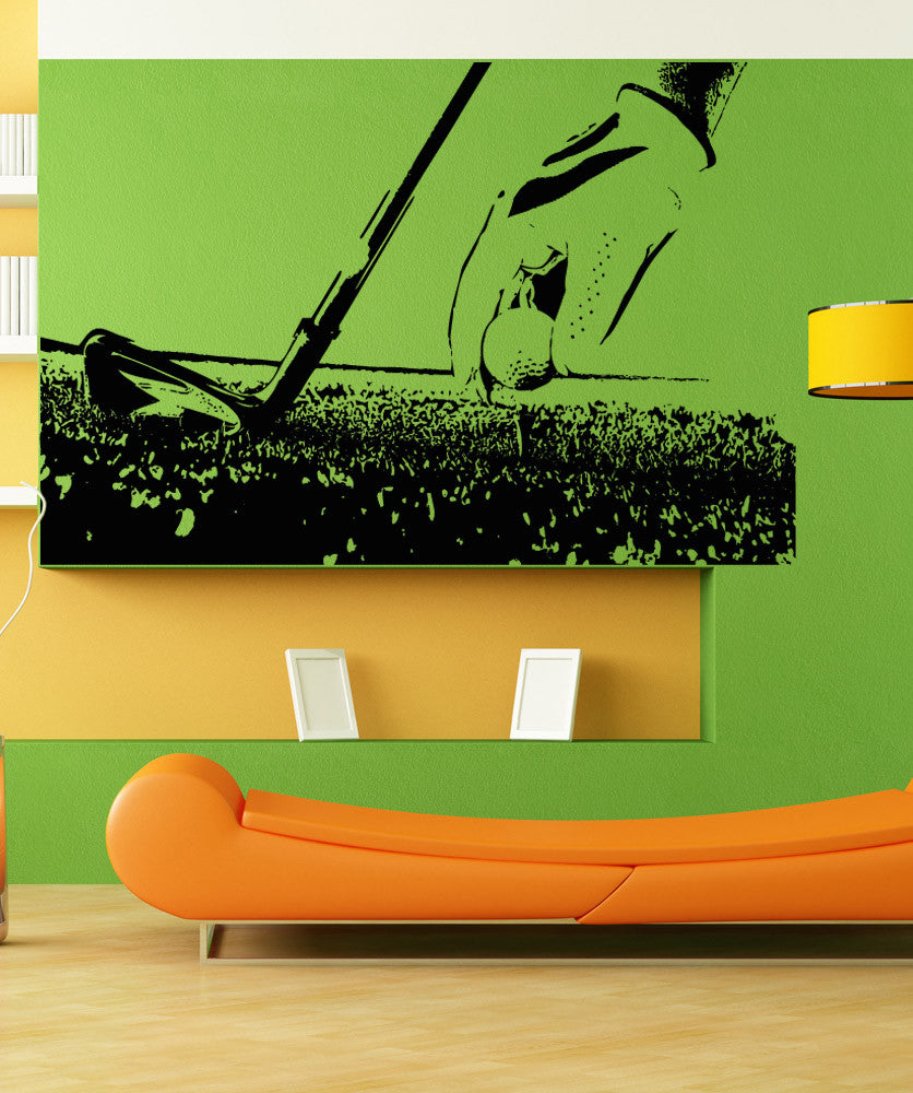 Vinyl Wall Decal Sticker Setting Up The Tee - How to put up a vinyl wall sticker