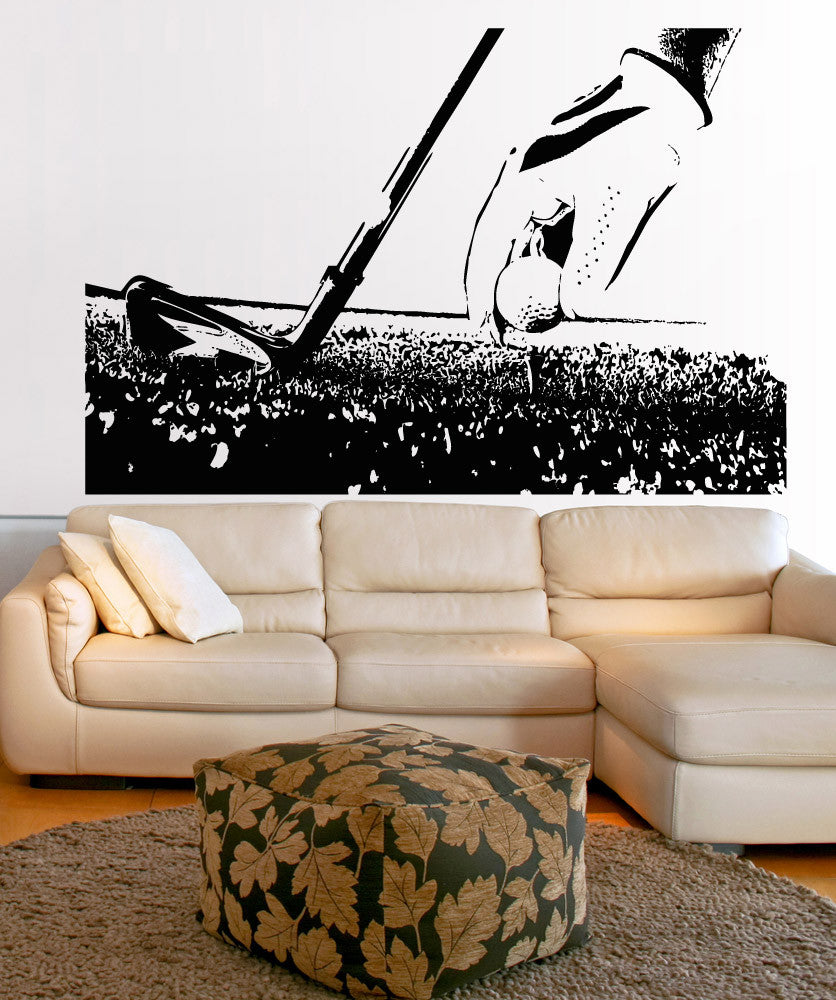 Sports Wall Stickers Sports Decals For Walls StickerBrand - How to put up wall decal