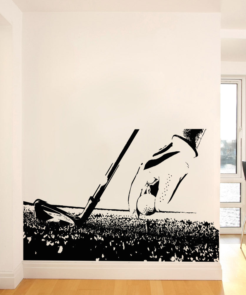 Installation instructions dali wall decals decal installation vinyl wall decal sticker setting up the tee how to put up a vinyl wall amipublicfo Gallery