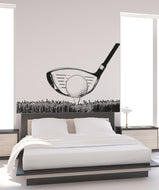 Vinyl Wall Decal Sticker Golf Tee #5104