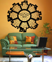 Vinyl Wall Decal Sticker Holy Spirit #5124