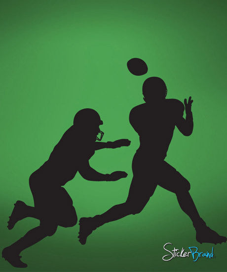 Vinyl Wall Decal Sticker Football Players #560