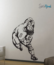 Vinyl Wall Decal Sticker Football Player #576
