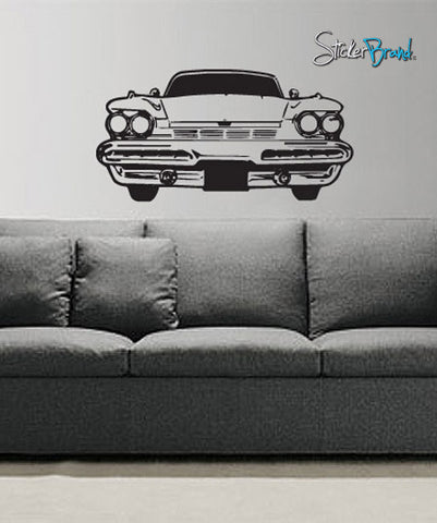 Vinyl Wall Decal Sticker Classic Cars #578