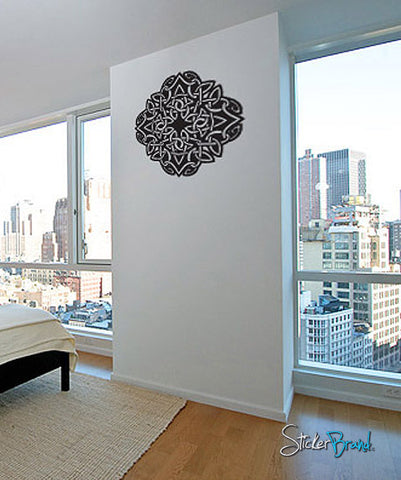 Vinyl Wall Decal Sticker Celtic Design #579