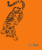 Vinyl Wall Decal Sticker Tiger Cub #589