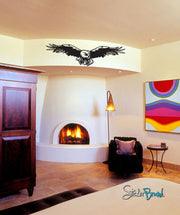 Vinyl Wall Decal Sticker Bald Eagle #591