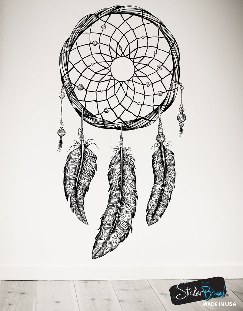 Dream Catcher Wall Decal Dream Catcher Wall Sticker
