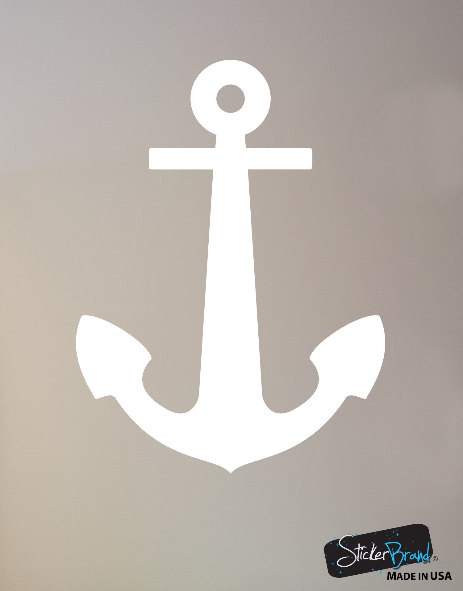 Anchor Wall Decals Nautical Wall Stickers Stickerbrand