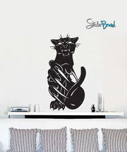 Vinyl Wall Decal Sticker Panther #610