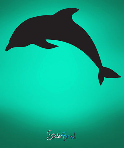 Vinyl Wall Decal Sticker Dolphin #616
