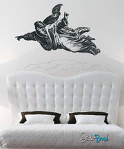 Vinyl Wall Decal Sticker God #664