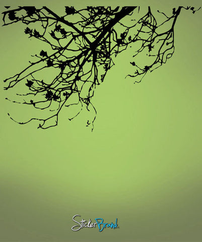 Vinyl Wall Decal Sticker Tree Branches #684