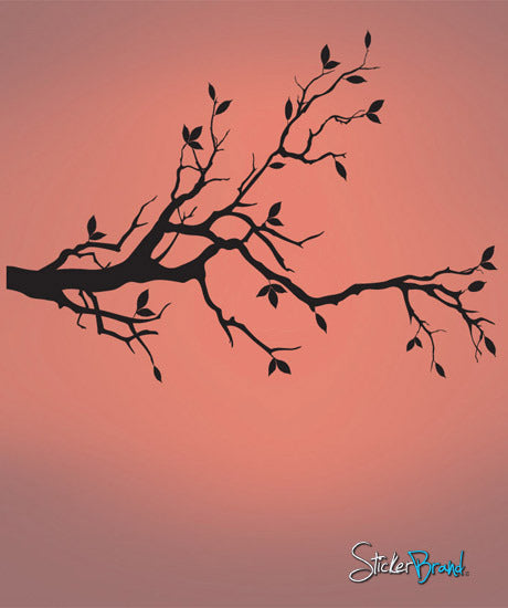 Vinyl Wall Decal Sticker Tree Branches #724