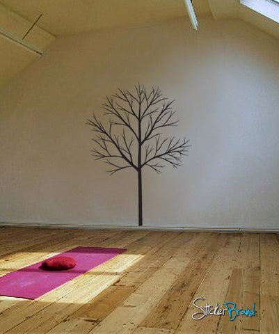 Vinyl Wall Decal Sticker Bare Tree #725