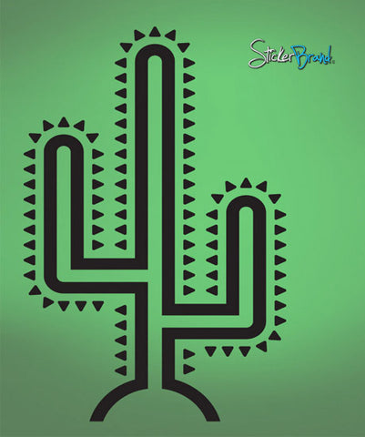 Vinyl Wall Decal Sticker Modern Cactus #738