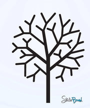 Vinyl Wall Decal Sticker Tree Branches #740
